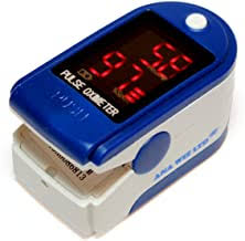 Anapulse ANP100 <b>Finger</b> Pulse Oximeter With LED Display