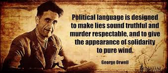 Image result for doublethink examples