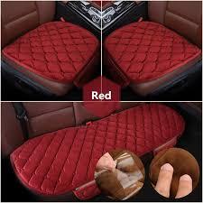 Malaysia Ready Stock 3Pcs/Set Universal <b>Car Seat</b> Dad <b>Cover</b> Soft ...