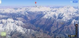 contours line mt everest arjun limbu mt everest google3