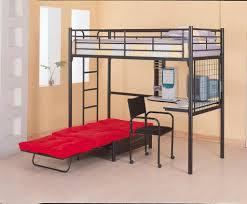 loft bed with full size mattress full size loft bed with desk and stairs bed with office underneath