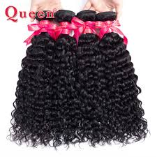 <b>Queen Hair Products Brazilian</b> Water Wave Bundles 100% Remy ...