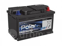 Аккумулятор <b>Tab Polar</b> S 60 Ач низкий О. П - Аккумуляторы в ...