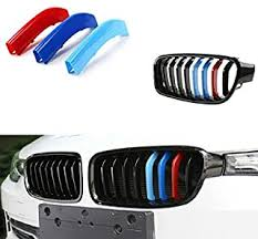 2 Stars & Up - Front & Radiator Grilles / Car Styling ... - Amazon.co.uk