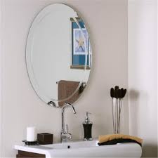Decorative <b>Mirrors</b> 8 <b>Frameless Mirror Glass Tiles Bathroom</b> Hallway ...