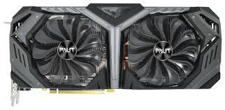 <b>Видеокарта Palit GeForce RTX</b> 2080 SUPER 1650MHz PCI-E 3.0 ...