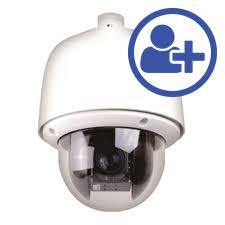 Visualint™ <b>3MP IP</b> Auto Tracking <b>PTZ</b> Outdoor <b>Camera</b> + Virtual ...