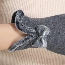 Зимние <b>теплые перчатки</b> с <b>сенсорным</b> экраном флисовые ...