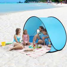 <b>Lixada</b> Instant for <b>Pop</b> Up <b>Beach Tent</b> Lightweight UV Protection Sun ...