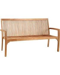 <b>Hot Sale</b>: <b>Classic Simple</b> Teak Outdoor Bench