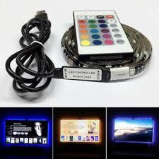 <b>DC 5V USB</b> LED <b>Strip</b> 5050 Waterproof RGB LED Light Flexible ...