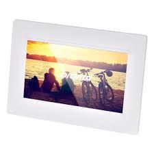 <b>Цифровая фоторамка DIGMA PF-733</b> white — купить в интернет ...