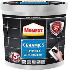 <b>Затирка Момент</b> Керамикс темно-коричн.1 кг 1972109 купить в ...