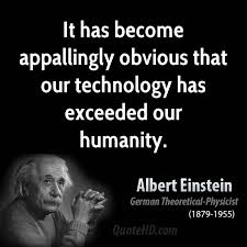Best 10 cool quotes about new technology wall paper English ... via Relatably.com