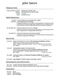 Art Teacher Resume Examples  art teacher resumes  best art teacher     Professional Chronological Resume Template   sample resumes for students