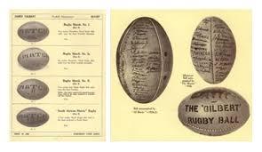 <b>Мяч для регби</b> и его история на rugger.info