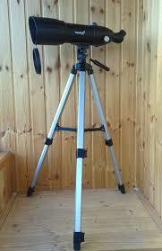 Обзор от покупателя на <b>Телескоп Levenhuk Skyline</b> Travel 80 ...