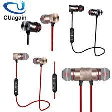 <b>Newest</b> SGA Wireless <b>Bluetooth Earphone Neckband</b> Sport with Mic ...