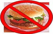 harmful effects of fast food  say no to junk foodsay no to fast food