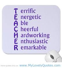 I Love my Teacher on Pinterest | Teaching, Teacher Quotes and ...