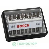 <b>Набор бит Bosch х49мм</b> PH/PZ 8шт Extra Hart Robust Line (2.607 ...