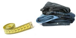 Размер <b>джинсов</b>: как определить свой - таблицы размеров Как ...