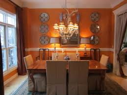 Orange Dining Room Chairs Amazing Burnt Orange Dining Room L23 Bjxiulancom