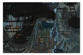 Пазл 73.5 X 48.8 (1000 Элементов) <b>Printio Город Рабочих</b> (<b>Ганс</b> ...