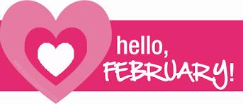 Hasil carian imej untuk hello february good bye january