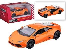 Kinsmart — Металлическая инерционная <b>машина Lamborghini</b> ...