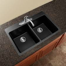 quartz sinks granite composite kitchen