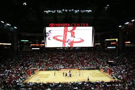 Toyota Houston Tx Panasonic And Toyota Center Partner To Deliver Largest Arena