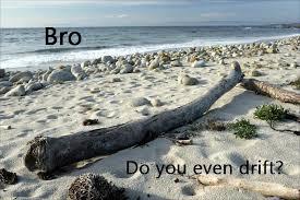 Bro, do you even drift? - PandaWhale via Relatably.com