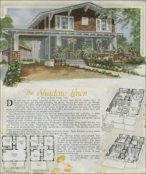 House Plans   Swiss Chalet Bungalow   Aladdin Kit House     Aladdin   Shadow Lawn