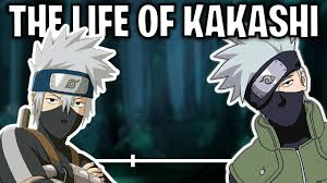 The Life Of <b>Kakashi Hatake</b> : The Copy Ninja (Naruto) - YouTube