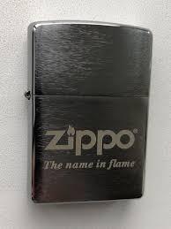 <b>Зажигалка Zippo 200</b> Name in flame Zippo 12726740 в интернет ...