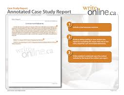 write online case study report writing guide parts of a case study case study sample conclusion and references