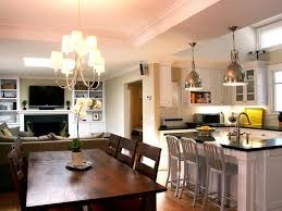 Open Kitchen And Dining Room Designs Cool Kitchen And Dining Room Open Floor Plan Best Ideas Unknown