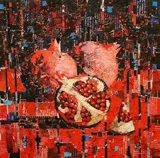 канвасы postermarket цветочная абстракция 1 40 х 50 см