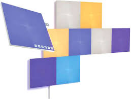 <b>Светильник</b> светодиодный <b>Nanoleaf Canvas</b> Smarter Kit [<b>NL29</b> ...