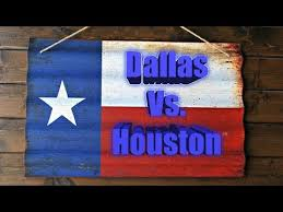 Dallas Vs. Houston Which city is better? Which is the best city in ...