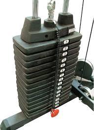 <b>Весовой стек Body Solid</b> SP150