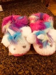 Kids <b>Rainbow</b> Unicorn Clog Slipper in <b>Rainbow</b> Unicorn   Dearfoams®