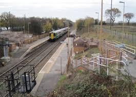 Whitlocks End railway station