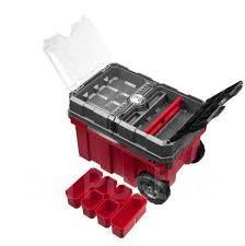 <b>Ящик</b>-<b>тележка для инструмента</b> МЕГА БОКС пластиковый, 24 ...
