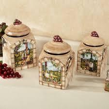 canisters kitchen decor design ideas