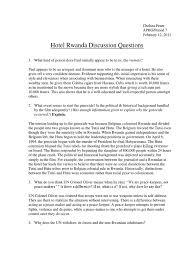 hotel rwanda essay hotel rwanda discussion questions rwanda hutu
