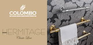 <b>Colombo Design</b> HERMITAGE – Классическая серия аксессуаров ...