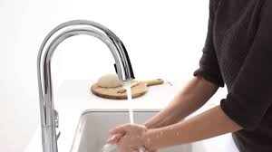 touchless kitchen faucet youtube