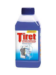 Очиститель <b>для</b> стиральных машин 250 мл <b>TIRET</b> 4752053 в ...